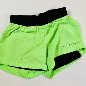 Nike Shorts - Nike Dri fit Live Stong athletic shorts